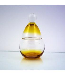 Aqua viventis dóza Pura 0,2 l polobarevná s pokličkou