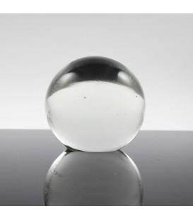 Aqua viventis  Těžítko koule křišťálové čiré 110 mm